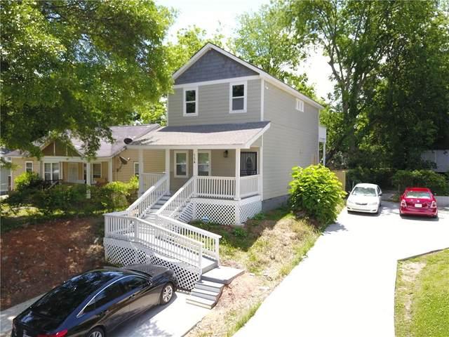 754 Pelham Street NW, Atlanta, GA 30318 (MLS #6727955) :: KELLY+CO