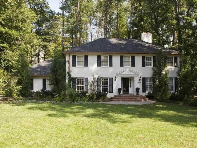 387 Cochran Drive NW, Atlanta, GA 30327 (MLS #6727956) :: Rock River Realty