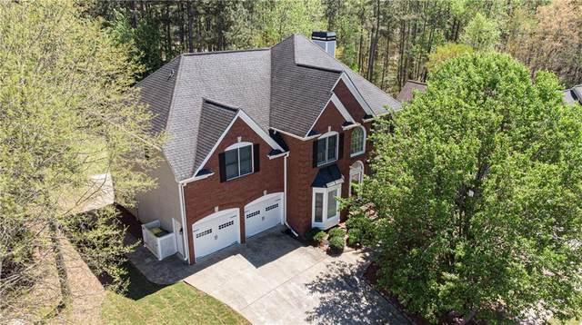 8042 Ridge Valley, Woodstock, GA 30189 (MLS #6727958) :: BHGRE Metro Brokers