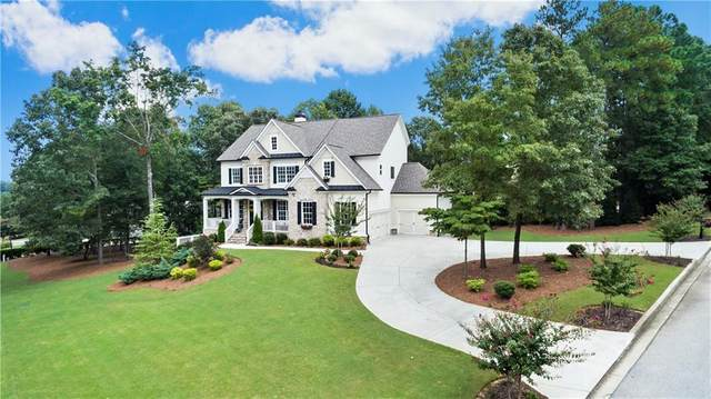 1955 Tee Drive, Braselton, GA 30517 (MLS #6727970) :: Dillard and Company Realty Group