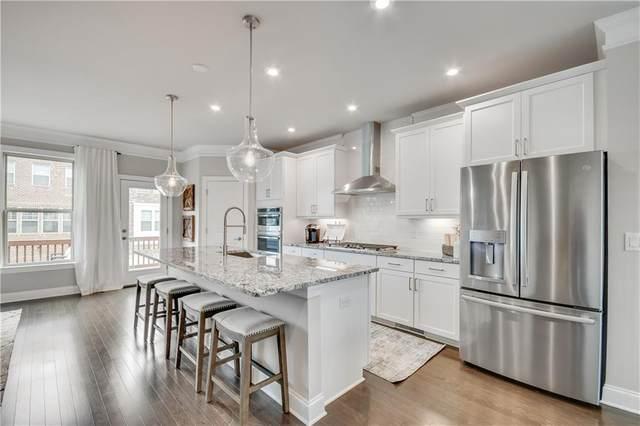 1357 Harris Way #17, Brookhaven, GA 30319 (MLS #6727981) :: RE/MAX Paramount Properties