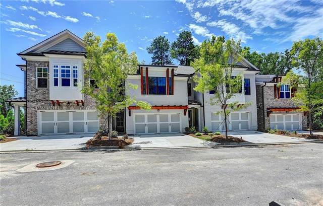 3787 Knox Park Overlook #34, Duluth, GA 30097 (MLS #6727991) :: The Butler/Swayne Team