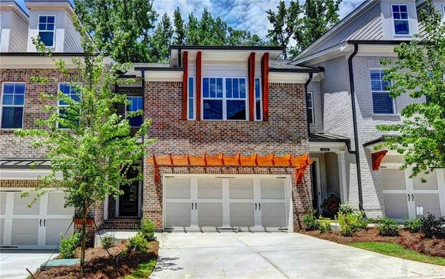3767 Knox Park Overlook #36, Duluth, GA 30097 (MLS #6727997) :: The Butler/Swayne Team