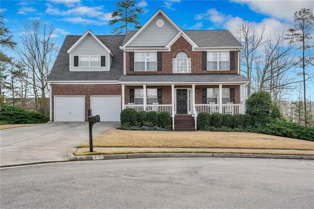 3790 Crescent Walk Lane NE, Suwanee, GA 30024 (MLS #6728007) :: Charlie Ballard Real Estate