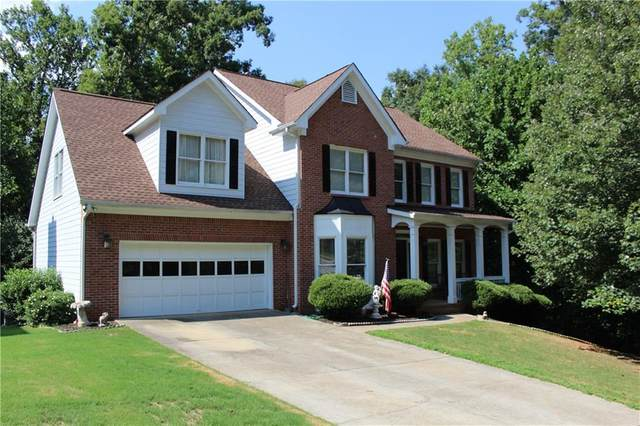 3510 Oak Hampton Way, Duluth, GA 30096 (MLS #6728015) :: The Heyl Group at Keller Williams