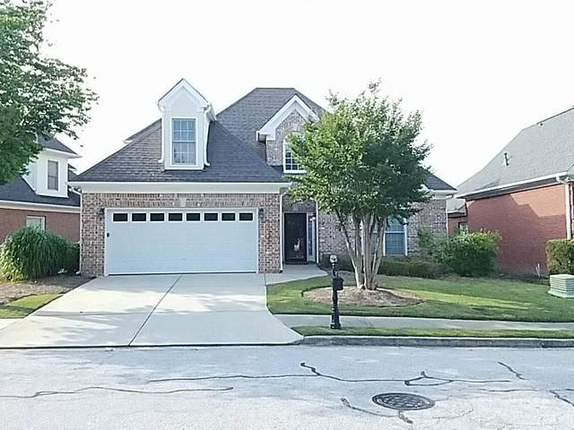2105 Hickory Station Circle, Snellville, GA 30078 (MLS #6728022) :: RE/MAX Paramount Properties