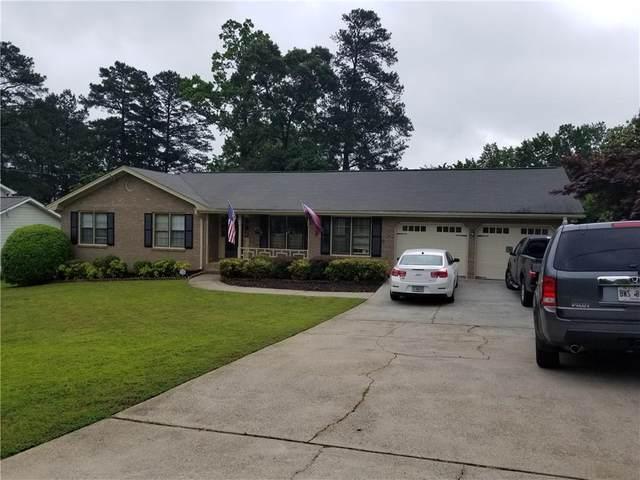5953 Four Winds Drive SW, Lilburn, GA 30047 (MLS #6728027) :: RE/MAX Paramount Properties