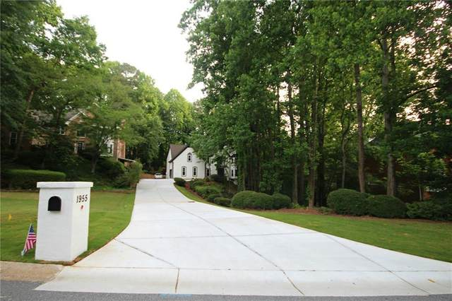 1955 River Forest Drive, Marietta, GA 30068 (MLS #6728033) :: Thomas Ramon Realty