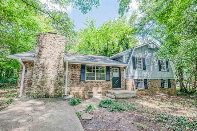 8688 W Bourne Drive, Jonesboro, GA 30238 (MLS #6728064) :: The Zac Team @ RE/MAX Metro Atlanta
