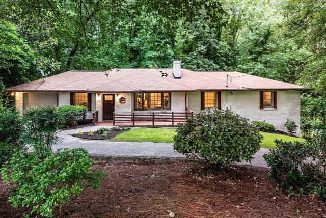 1470 Pollard Drive SW, Atlanta, GA 30311 (MLS #6728071) :: Thomas Ramon Realty