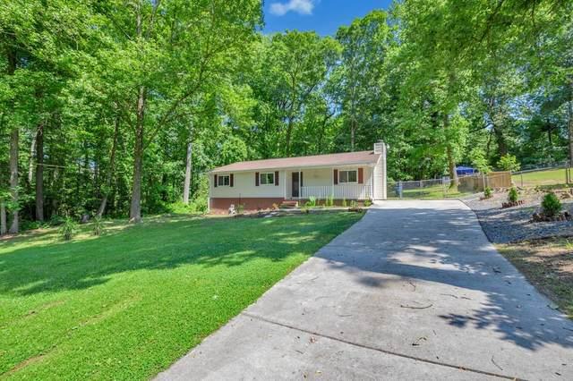 1322 Sommerset Drive, Lawrenceville, GA 30043 (MLS #6728088) :: Charlie Ballard Real Estate