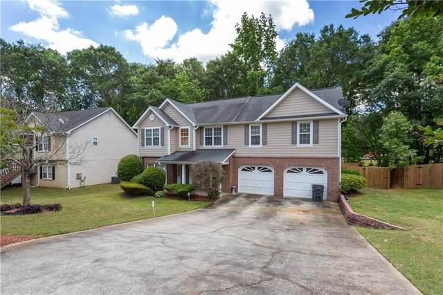 1885 Silver Creek Drive, Lithia Springs, GA 30122 (MLS #6728099) :: MyKB Partners, A Real Estate Knowledge Base