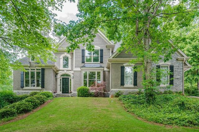 4814 Registry Drive, Kennesaw, GA 30152 (MLS #6728105) :: Thomas Ramon Realty