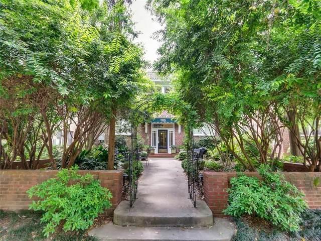 1115 Briarcliff Place NE #8, Atlanta, GA 30306 (MLS #6728116) :: Lakeshore Real Estate Inc.