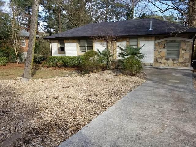 1478 N Druid Hills Road NE, Brookhaven, GA 30319 (MLS #6728117) :: North Atlanta Home Team