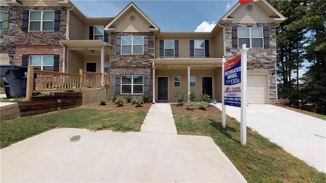 5245 Carrie Drive D 10, Morrow, GA 30260 (MLS #6728128) :: Charlie Ballard Real Estate
