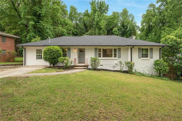 3060 Lynn Drive SW, Atlanta, GA 30311 (MLS #6728150) :: Thomas Ramon Realty