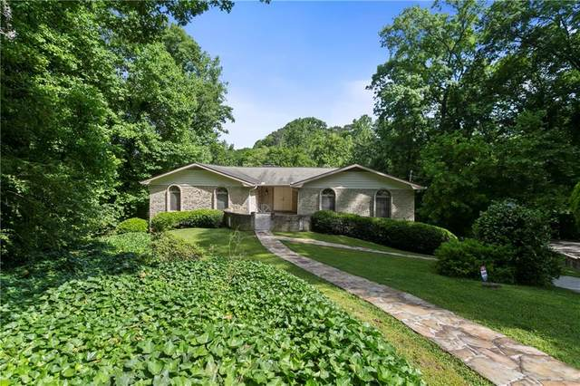 1222 Sunderland Court NE, Brookhaven, GA 30319 (MLS #6728175) :: The Zac Team @ RE/MAX Metro Atlanta