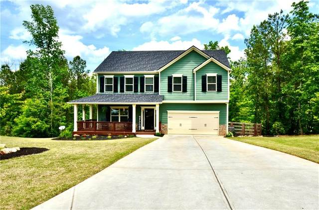 303 Spence Circle, Ball Ground, GA 30107 (MLS #6728178) :: Thomas Ramon Realty