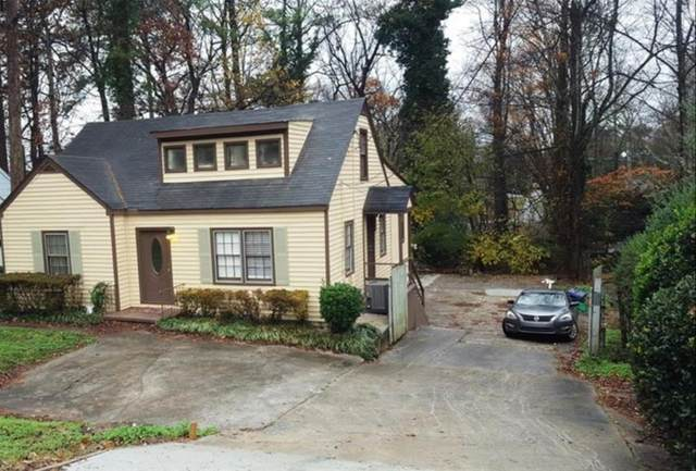 3742 Clairmont Road, Brookhaven, GA 30341 (MLS #6728184) :: MyKB Partners, A Real Estate Knowledge Base