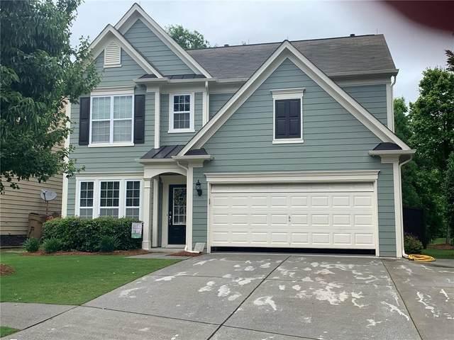 833 Poplar Terrace, Canton, GA 30115 (MLS #6728185) :: Thomas Ramon Realty