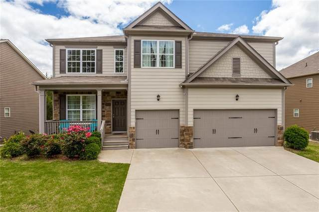 197 Ryans Point, Dallas, GA 30132 (MLS #6728194) :: Dillard and Company Realty Group