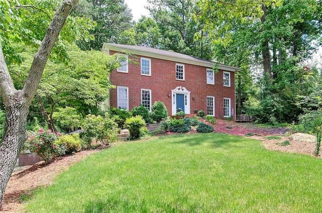 1681 Oak Crest Court, Marietta, GA 30066 (MLS #6728207) :: RE/MAX Paramount Properties