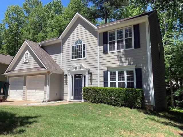 3605 Southwick Drive NW, Kennesaw, GA 30144 (MLS #6728214) :: North Atlanta Home Team
