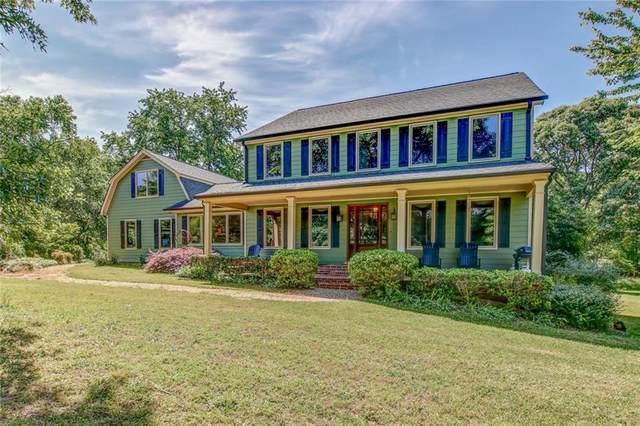 1180 Temple Johnson Road, Loganville, GA 30052 (MLS #6728225) :: Rock River Realty