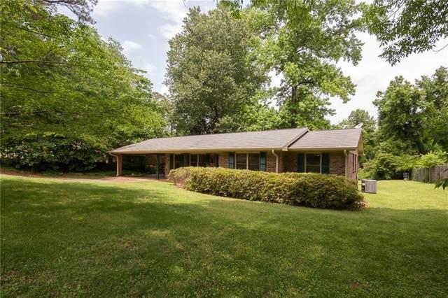 2922 Mockingbird Circle, Duluth, GA 30096 (MLS #6728227) :: Charlie Ballard Real Estate