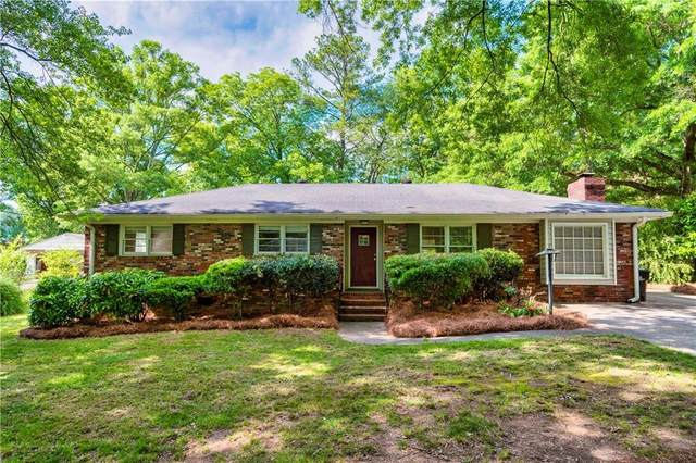 191 Brooke Drive, Alpharetta, GA 30009 (MLS #6728235) :: The Heyl Group at Keller Williams
