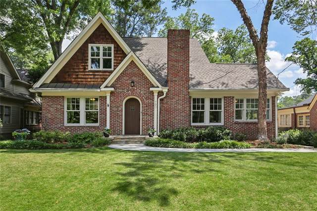 790 Sherwood Road NE, Atlanta, GA 30324 (MLS #6728275) :: Kennesaw Life Real Estate
