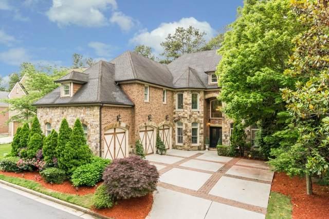 601 Darlington Commons Court, Atlanta, GA 30305 (MLS #6728283) :: RE/MAX Paramount Properties