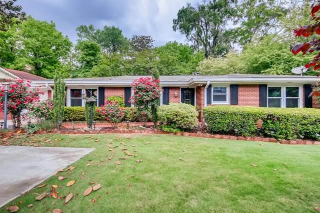 4505 Wieuca Road NE, Atlanta, GA 30342 (MLS #6728298) :: RE/MAX Paramount Properties