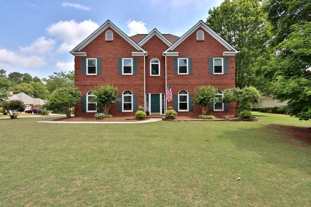 1085 Grace Hadaway Lane, Lawrenceville, GA 30043 (MLS #6728314) :: The Heyl Group at Keller Williams