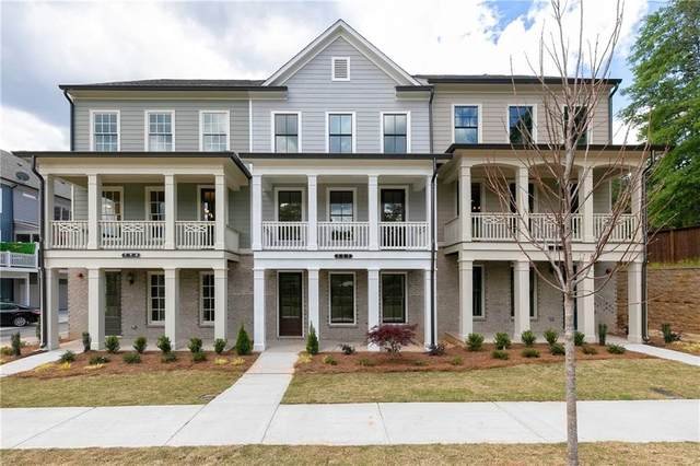 308 Meadow Mill Way, Woodstock, GA 30188 (MLS #6728323) :: The Cowan Connection Team