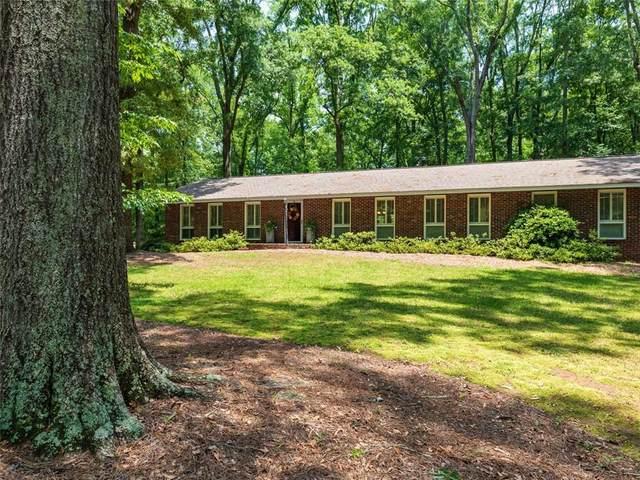 437 Plantation Drive, Monroe, GA 30655 (MLS #6728325) :: The Heyl Group at Keller Williams