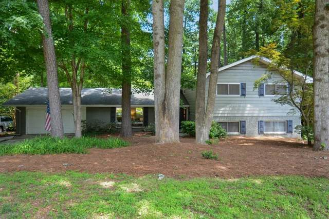 3530 Hershey Lane, Tucker, GA 30084 (MLS #6728348) :: Charlie Ballard Real Estate