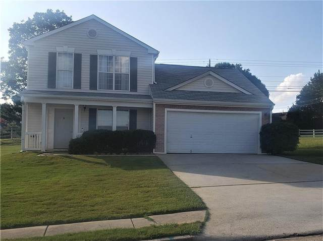 1090 Village Creek, Jonesboro, GA 30238 (MLS #6728350) :: The North Georgia Group