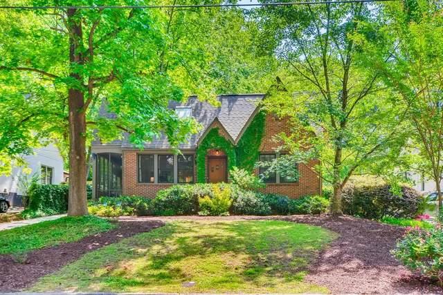 2060 Fairhaven Circle NE, Atlanta, GA 30305 (MLS #6728352) :: RE/MAX Paramount Properties