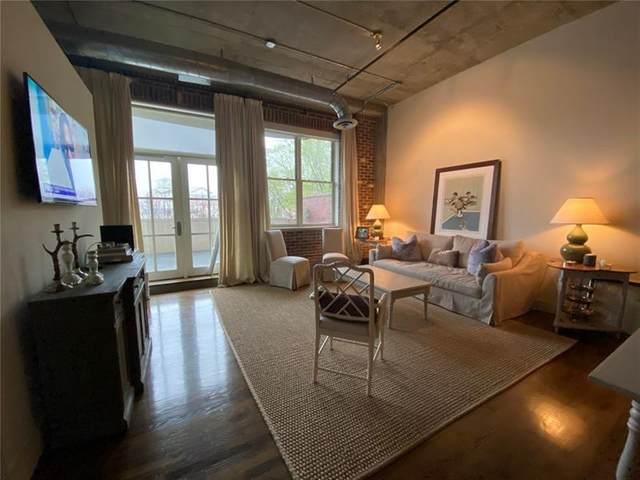 3180 Mathieson Drive NE #510, Atlanta, GA 30305 (MLS #6728356) :: RE/MAX Paramount Properties