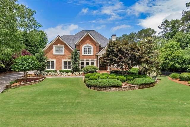 15380 White Columns Drive, Milton, GA 30004 (MLS #6728357) :: The Butler/Swayne Team