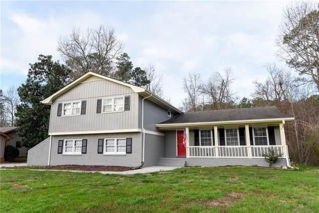 3605 Sandhill Drive SE, Conyers, GA 30094 (MLS #6728358) :: RE/MAX Prestige