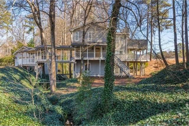 3770 Greenview Drive, Marietta, GA 30068 (MLS #6728368) :: Rock River Realty