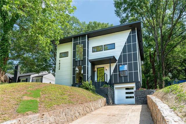 1822 Avon Avenue SW, Atlanta, GA 30311 (MLS #6728377) :: The North Georgia Group