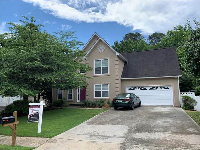 2315 Jakin Way, Suwanee, GA 30024 (MLS #6728421) :: The Cowan Connection Team