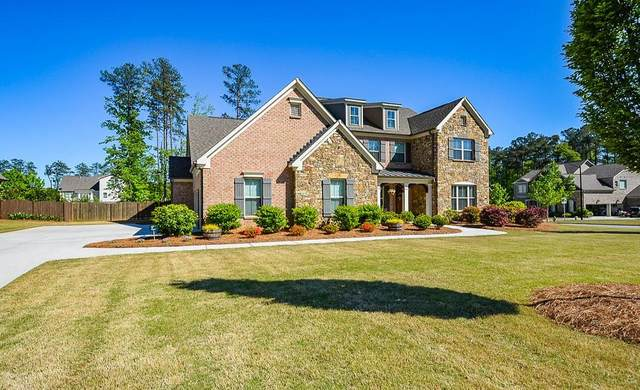 2828 Glengyle Park NW, Acworth, GA 30101 (MLS #6728425) :: Path & Post Real Estate