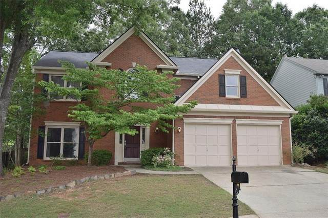 3920 Ancroft Circle, Peachtree Corners, GA 30092 (MLS #6728497) :: Charlie Ballard Real Estate