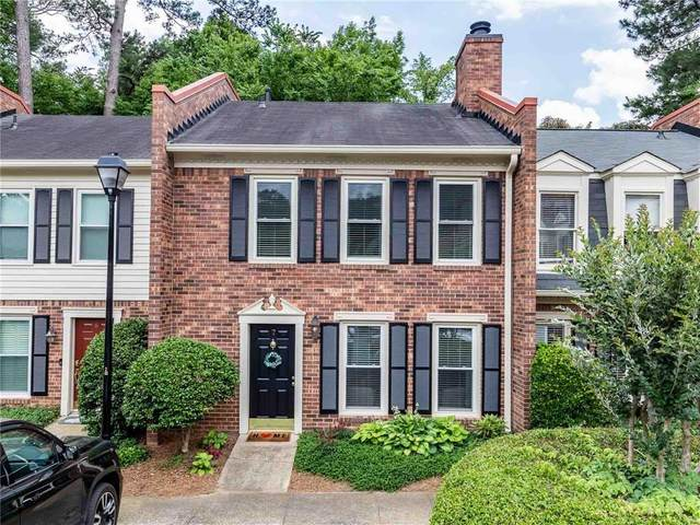 7 James River Place NE, Atlanta, GA 30342 (MLS #6728513) :: Good Living Real Estate