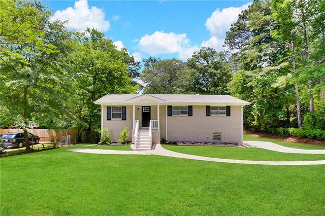 4731 Kings Highway, Douglasville, GA 30135 (MLS #6728521) :: Kennesaw Life Real Estate